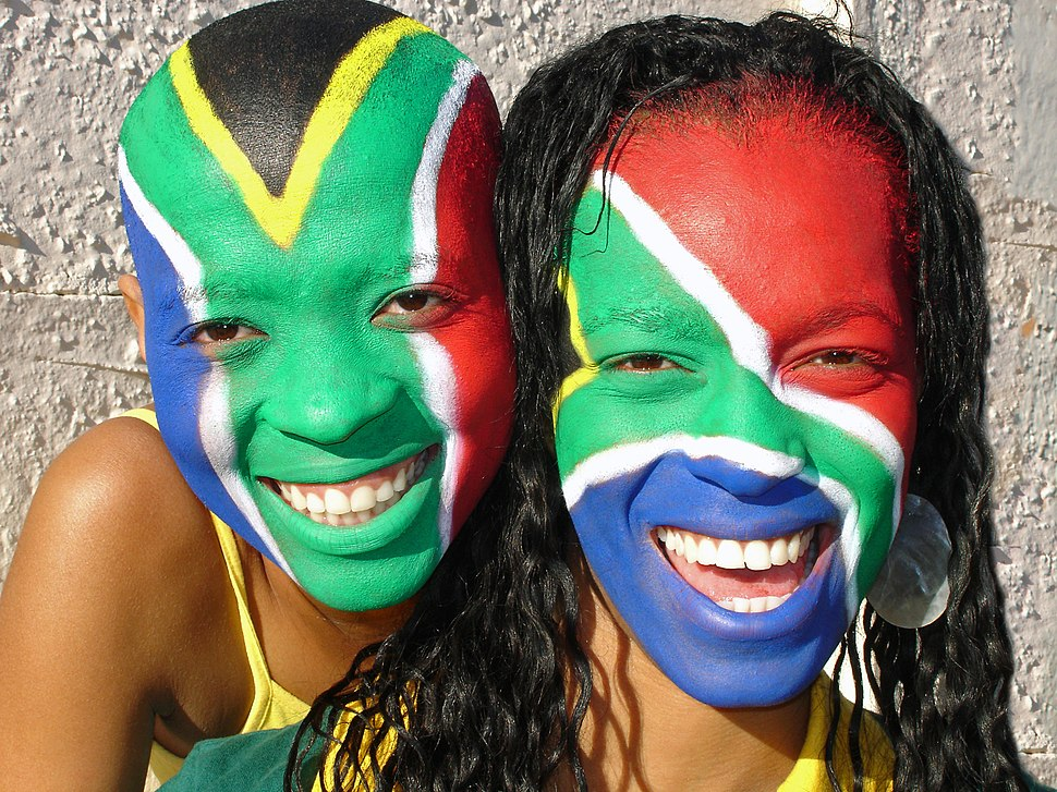 2010 FIFA World Cup Fans