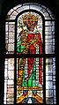2011-02-26 Augsburg 036 Dom Unserer Lieben Frau, Buntglasfenster König David (5482304143).jpg
