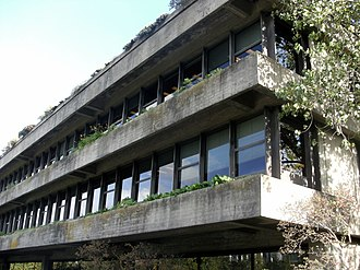 Calouste Gulbenkian Museum - A view of the main building