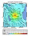 2012 Iran earthquakes.jpg