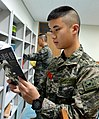 2014.12.2. 해병대 제2사단 - 해병대 독서운동(리딩 1250) 2nd Dec., 2014, Reading Campaign of ROK 2nd Marine Div.(Reading 1250) (15742681248).jpg