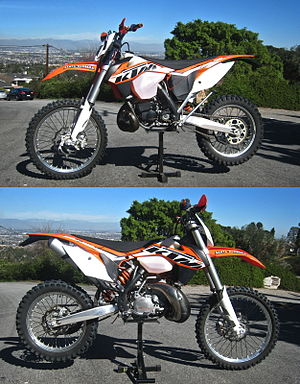 Ktm Xcf Or Xcf W For Desert Site Thumpertalk