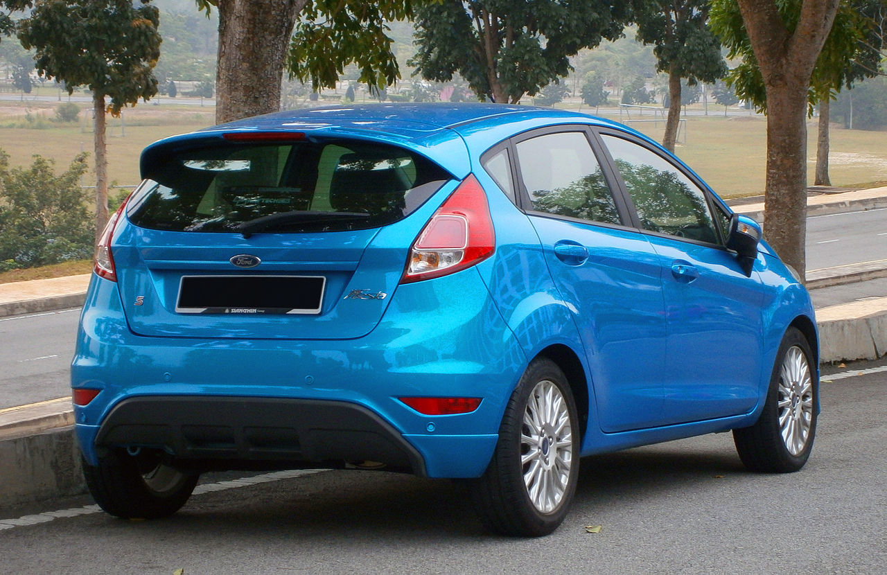 file 2014 ford fiesta 1 5l sport in cyberjaya malaysia 02 jpg wikimedia commons. Black Bedroom Furniture Sets. Home Design Ideas