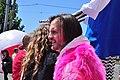 2014 Fremont Solstice parade - Alice-Calavera 16 (14499951891).jpg