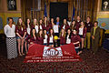 2014 Okemos High School Girls' Water Polo State Championship Team.jpg