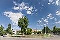 2014 Prowincja Wajoc Dzor, Jeghegnadzor, Wjazd do centrum miasta od strony drogi M2.jpg