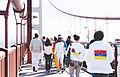 2014 SOS Venezuela Golden Gate Bridge.jpg