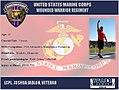 2014 Warrior Games Marine Team Athlete Profile 140926-M-DE387-009.jpg
