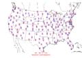 2015-09-11 Max-min Temperature Map NOAA.png