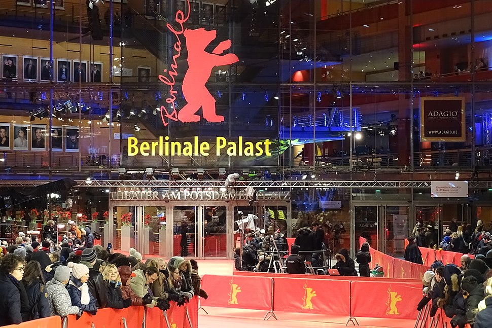 20150208 - Berlinale Palast and Red Carpet