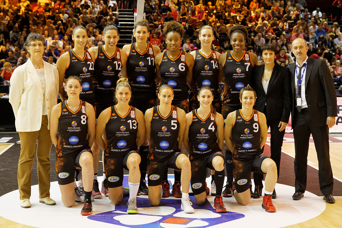 Tango bourges basket wikip dia - Coupe d europe basket feminin ...