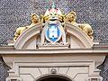 20150909 Bekroning poort Nieuwe Toren Kampen.jpg