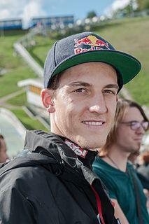 Gregor Schlierenzauer Austrian ski jumper