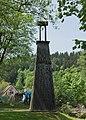 2015 Drewniana dzwonnica w Kudowie-Zdroju 02.JPG