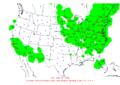 2016-04-08 24-hr Precipitation Map NOAA.png
