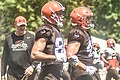 2016 Cleveland Browns Training Camp (28407880650).jpg