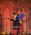 2016 Phnom Penh, Tradycyjny Kambodżański Pokaz Tańca (186).jpg