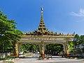 2016 Rangun, Pagoda Maha Wizaya (03).jpg
