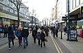 2016 Woolwich, Powis Street shops 05.jpg