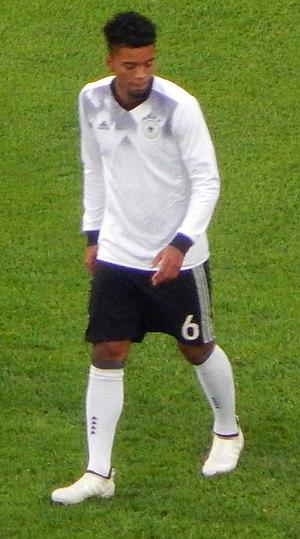 Benjamin Henrichs - Henrichs with Germany in 2017
