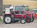 2018-06-28 (401) Steyr 50 and Massey Ferguson 590 in Wilhersdorf, Ober-Grafendorf.jpg