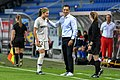 20180912 UEFA Women's Champions League 2019 SKN - PSG Bruun Echouafni DSC 4890.jpg