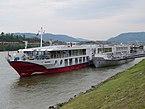 2019-05-19 (335) MS Maxima from Nicko Cruises at Hafen Melk, Austria.jpg