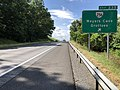 2019-06-06 10 50 41 View south along Interstate 81 at Exit 235 (Virginia State Route 256, Weyers Cave, Grottoes) in Weyers Cave, Augusta County, Virginia.jpg