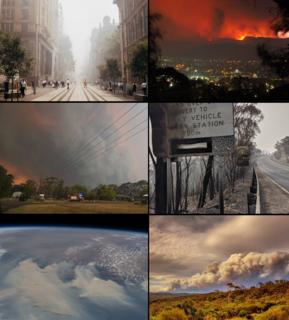2019–20 Australian bushfire season Bushfires in Australia