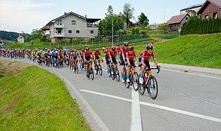 2021 Tour of Slovenia cycling race