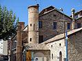 240 Casa del Canal (Mollerussa), façana est.JPG