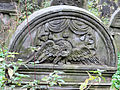 251012 Detail of tombstones at Jewish Cemetery in Warsaw - 27.jpg