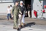26th MEU, USS Kearsarge welcome aboard President Trump, First Lady 171003-M-GQ832-035.jpg