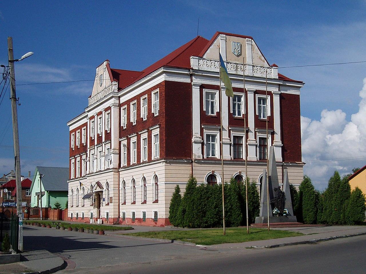 Историческое здание почты