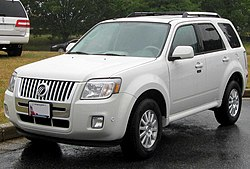 2nd Mercury Mariner -- 07-10-2010.jpg