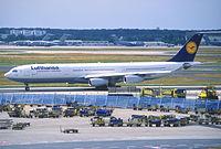 D-AIFA - A340 - Not Available