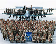 355th Tactical Fighter Squadron - Group Photo