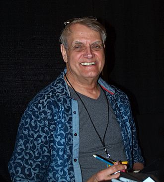 East Coast Comicon - Herb Trimpe, during his last public appearance at the 2015 convention, April 11, 2015
