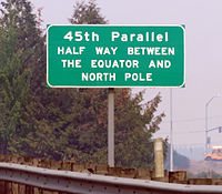 45th parallel north - Wikipedia on digital elevation map united states, ebola map united states, tropic of cancer, 35th parallel in united states, 48th parallel united states, 33rd parallel united states, 41st parallel united states, shark attack map united states, 33rd parallel north, forest land map united states, us territories map united states, angle inlet, 40th parallel map united states, 49 parallel map united states, 60th parallel north, 35th parallel north, 30th parallel north, printable blank maps united states, 47th parallel north, 37th parallel north, antarctic circle, 40th parallel north, 42th parallel map united states, 38th parallel map united states, 49th parallel north, high resolution map united states, 50th parallel north, 48th parallel north, 46th parallel map united states, circle of latitude, 33 parallel map united states, plate boundaries in the united states, 42nd parallel north, manifest destiny map united states, 38th parallel north, 45th parallel south, parallel lines map united states, 44th parallel north, 43rd parallel north,