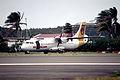 49bd - Air Guadeloupe ATR 72; F-OGUO@SXM;04.02.1999 (5035633391).jpg
