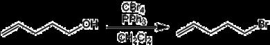 5-bromo-1-pentene synthesis (CBr4).png