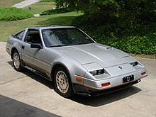 1984 50th Anniversary Edition 300zx Nissan Manufactured