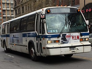 MTA Regional Bus Operations bus fleet - Image: 5131 M72