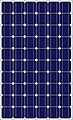 60 Cell 24 Volt Solar Panel Clipart foruse in wiring diagrams and charts.jpg