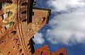 7572amid Gdańsk, układ urbanistyczny. Odbicie w szybie samochodu. Foto Barbara Maliszewska.jpg