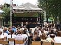 7 Bukowskie Prezentacje Fokloru Mlodych - festiwal 2009.JPG