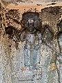 7th to 8th century Bhairavakona rock cut cave temples, Ambavaram Nallamala Hills, Andhra Pradesh - 3.jpg