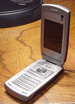 Image illustrative de l'article Nokia N71
