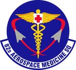 82 Aerospace Medicine Sq emblem.png