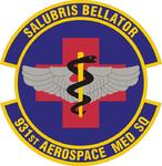 931 Aerospace Medicine Sq emblem.png
